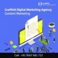 Graffiti9 digital Marketing Agency-Content Marketing